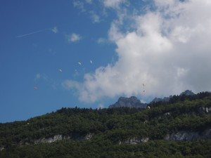 Fjell ved Annecy